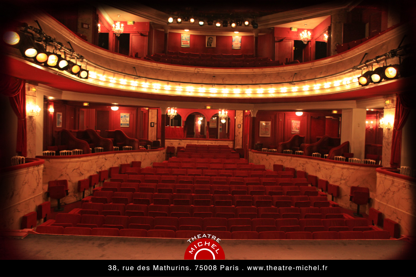 salle theatre mathurins