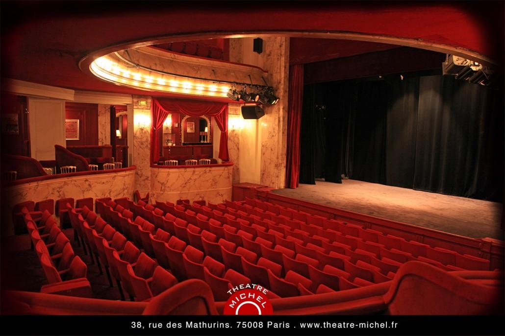 Cafe Theatre Spectacle Paris