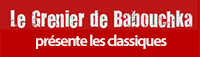 logo grenier de baboucka théâtre michel