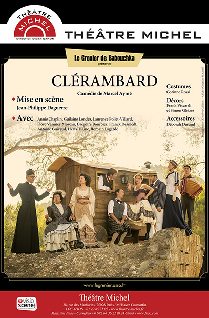 affiche-Clerambard-theatre-michel